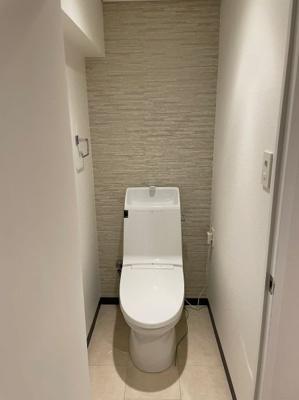 【トイレ】ライオンズマンション大手前