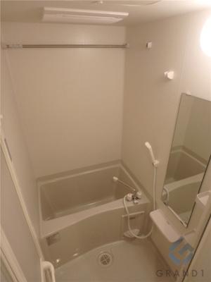 【浴室】プレサンス難波ヴィータ