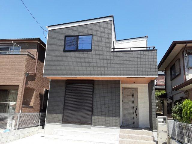 新築一戸建て 限定1棟 鎌ケ谷9丁目 閑静な住宅地にお洒落な一戸建て完成!仲介手数料無料です。