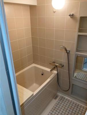 【浴室】阿倍野三明町パーク・ホームズ