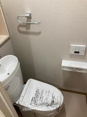 【トイレ】阿倍野三明町パーク・ホームズ