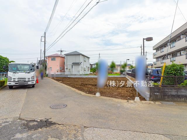 【外観】川口市戸塚鋏町14(1号棟)新築一戸建てハートフルタウン
