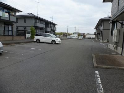 【駐車場】太田市南矢島町 3DK