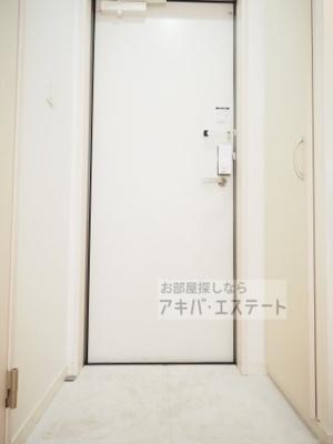 【玄関】SQX(エスキュークロス)