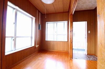 【居間・リビング】玉城(タマシロ)アパート