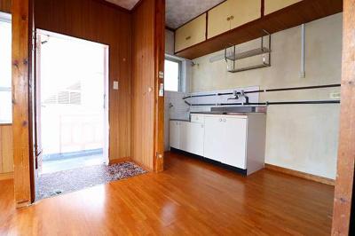 【キッチン】玉城(タマシロ)アパート