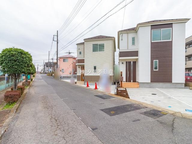 川口市戸塚鋏町14(2号棟)新築一戸建てハートフルタウン