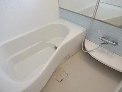【浴室】ハーズリッチ北高見