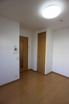 洋室6帖のお部屋です。