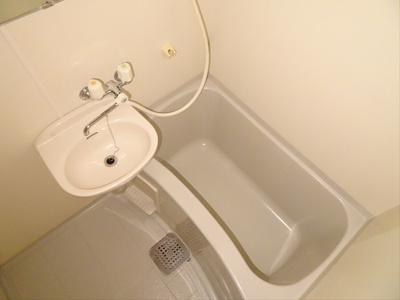 【浴室】メゾンハーベストⅡ