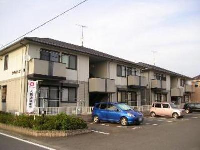 【外観】太田駅 鳥山上町 2DK