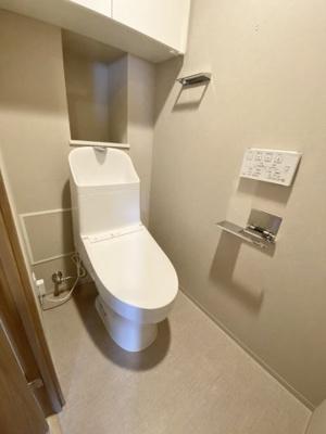 【トイレ】プレサンスロジェ和歌山
