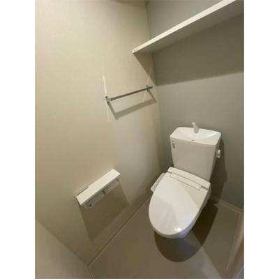 【トイレ】ドミール入谷