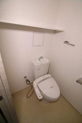 【トイレ】スパシエオリエンス板橋本町