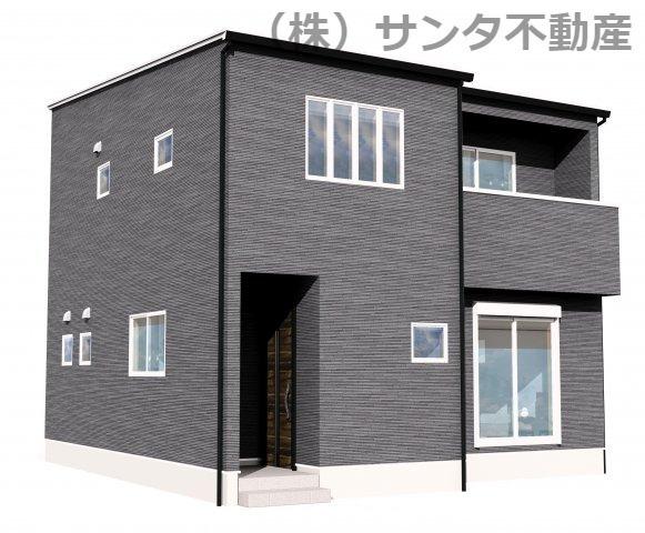 「アイパッソの家」西区春日8丁目3号地モデルの画像