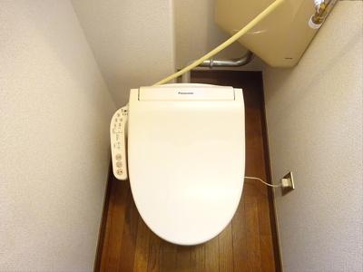【トイレ】ガーデンハイツワン