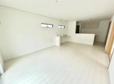 【前面道路含む現地写真】狭山市鵜ノ木 全4棟 今回販売1棟