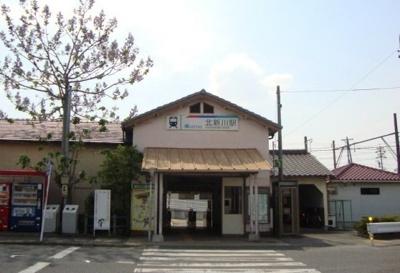 名鉄 北新川駅まで400m
