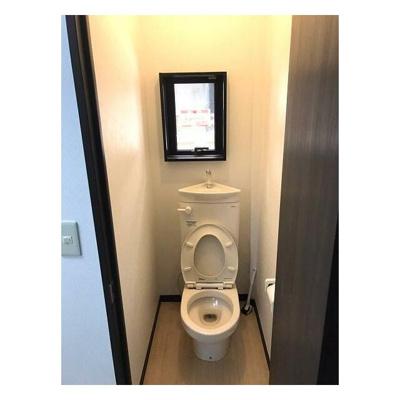 【トイレ】鳥越貸家