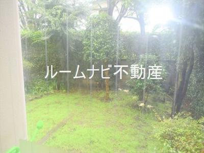 【庭】コープ野村志村三丁目