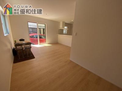 【居間・リビング】神戸市西区持子1丁目 新築戸建