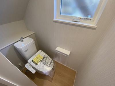 【トイレ】神戸市西区持子1丁目 新築戸建