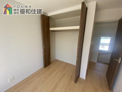 【収納】神戸市西区持子1丁目 新築戸建
