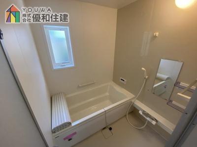【浴室】神戸市西区持子1丁目 新築戸建