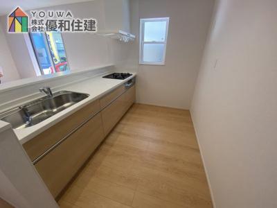 【キッチン】神戸市西区持子1丁目 新築戸建