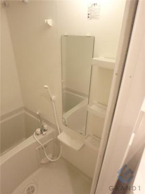 【浴室】プレサンスタワー難波WEST