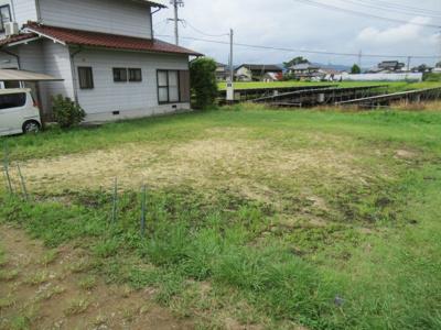 【外観】津山市二宮 80坪 売土地