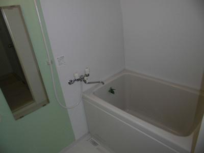 【浴室】玉出パークマンション