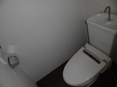 【トイレ】玉出パークマンション