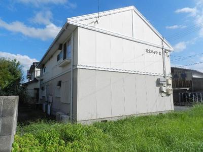 【外観】富士ハイツ Ⅱ