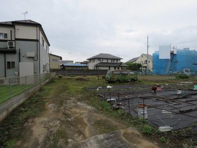 【外観】川越市小堤売地