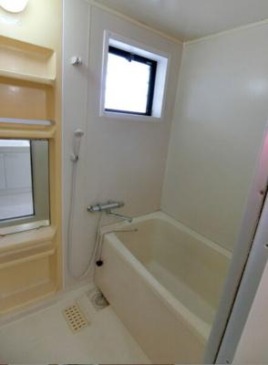 【浴室】ジュネス若松