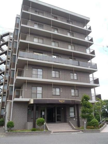 「ヴァンベール春日部Ⅱ」8階建マンション、東武スカイツリーライン「春日部」駅徒歩20分