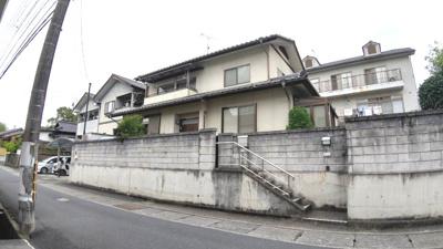 【外観】津山市小田中 5LDK 中古住宅