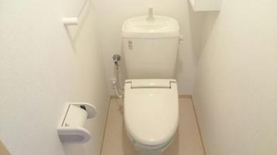 【トイレ】リアンフォール Ⅲ