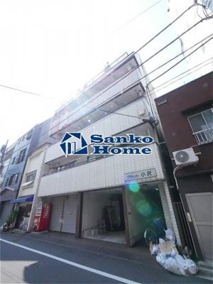 【外観】フラット小沢(フラットオザワ)