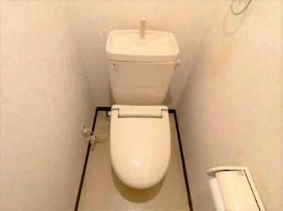 【トイレ】プリヴェ1号館