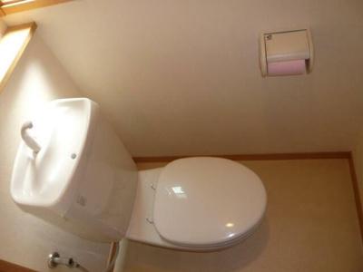 【トイレ】ホークズ・ホーム