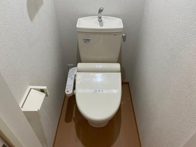 【トイレ】アイコート荻窪