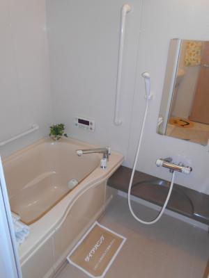 【浴室】サニーコート A.B.C.D・