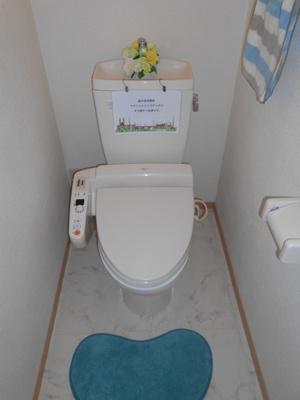 【トイレ】サニーコート A.B.C.D・