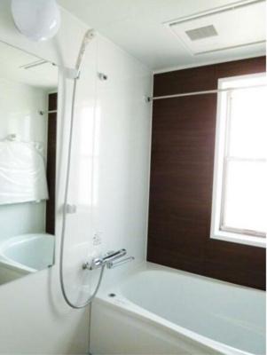 【浴室】ミワフラッツ