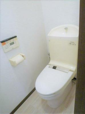 【トイレ】ミワフラッツ