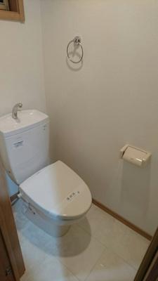 【トイレ】グランシャレー日暮里