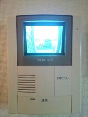 【セキュリティ】エテルノ優美B