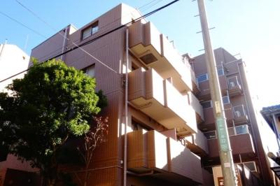 【外観】ルーブル駒沢大学II